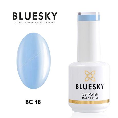 Gel Polish Bluesky 15ML BLENDING COLLECTION № 18