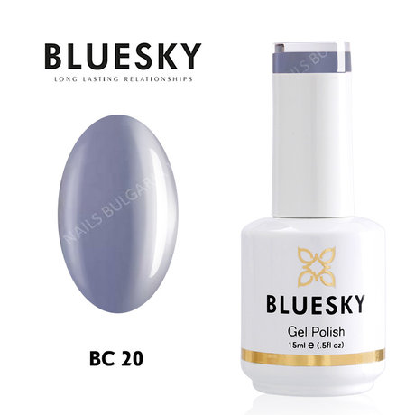 Gel Polish Bluesky 15ML BLENDING COLLECTION № 20