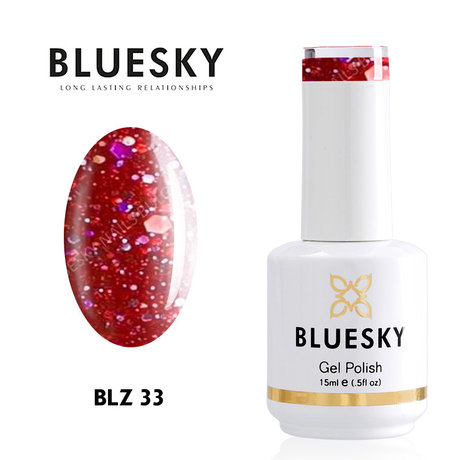 Gel Polish Bluesky 15ML № BLZ 33