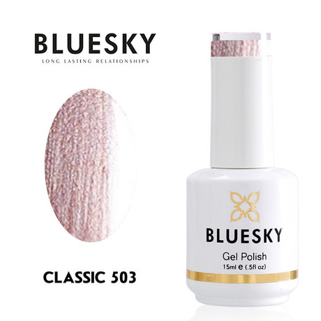 Gel Polish Bluesky 15ML Classic № 503