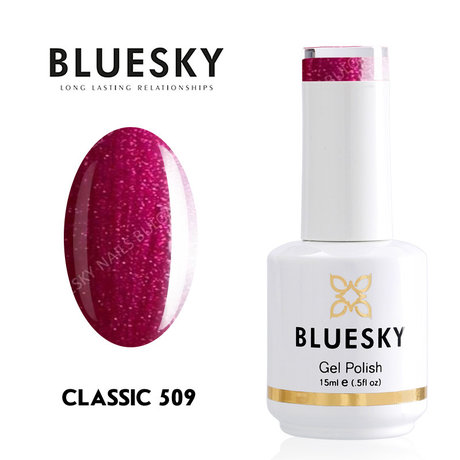 Gel Polish Bluesky 15ML Classic № 509