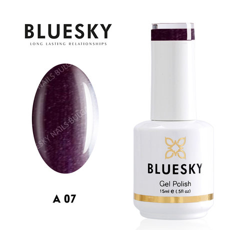 "Gel Polish Bluesky 15ML ""CLASS A"" № 007"