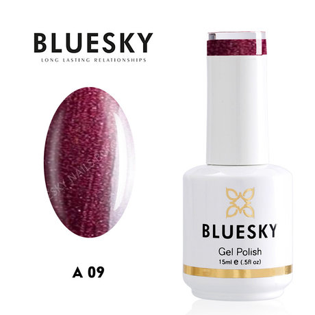 "Gel Polish Bluesky 15ML ""CLASS A"" № 009"