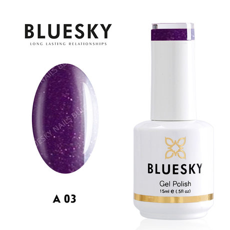 "Gel Polish Bluesky 15ML ""CLASS A"" № 003"