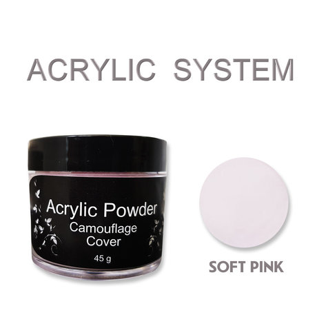 Cover/Camouflage Powder SOFT PINK 45 g