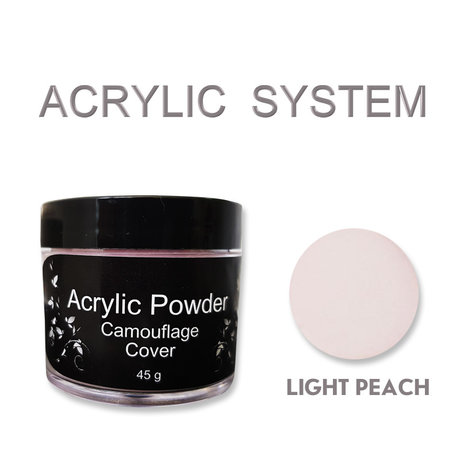 Cover/Camouflage Powder LIGHT PEACH 45 g