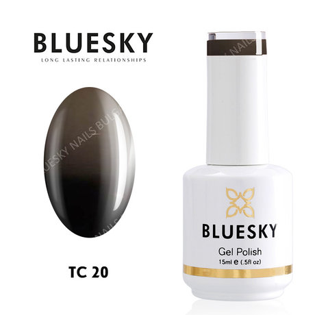Термо гел лак BLUESKY 15ML TC № 20