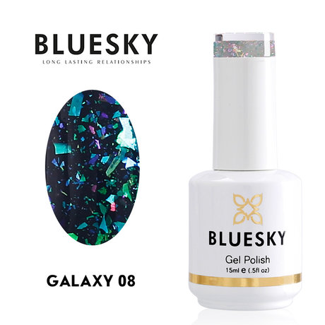 Gel Polish Bluesky 15ML GALAXY 08