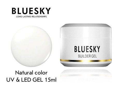 Гел за изграждане Bluesky Natural Color builder gel 15ml
