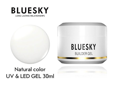 Гел за изграждане Bluesky Natural Color builder gel 30ml