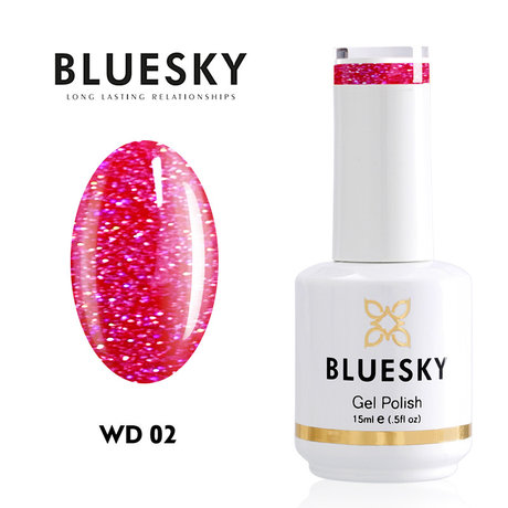 Gel Polish Bluesky 15ML WD 02