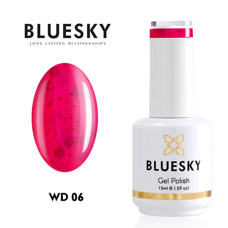 Gel Polish Bluesky 15ML WD 06