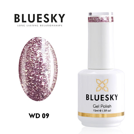 Gel Polish Bluesky 15ML WD 09