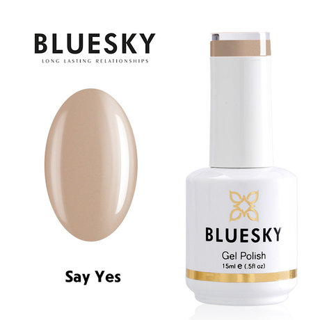 Gel Polish Bluesky 15ML SAY YES