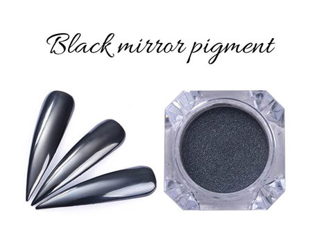 Пигмент MAGIC MIRROR BLACK
