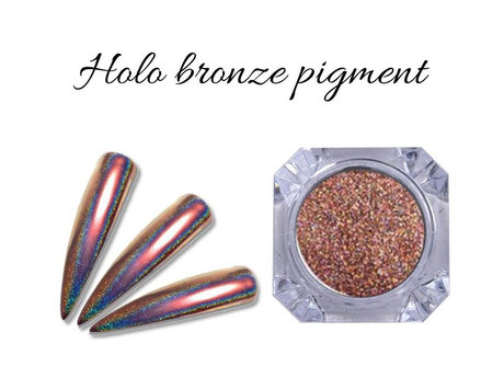 Пигмент MAGIC HOLO BRONZE