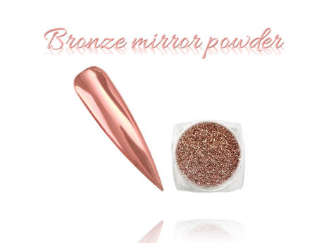Пигмент MIRROR POWDER BRONZE