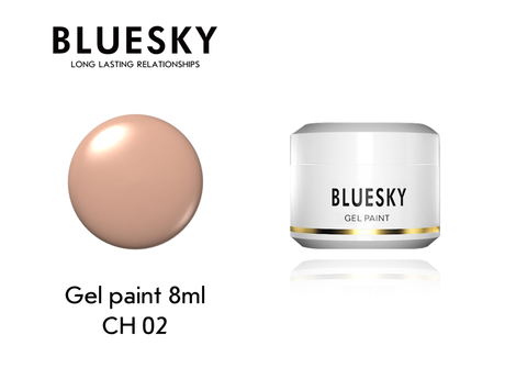 Гел боя BLUESKY UV & LED PAINT №02