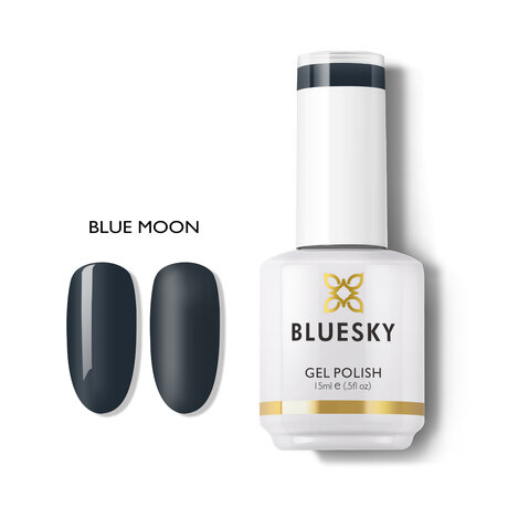 Gel Polish Bluesky 15ML BLUE MOON