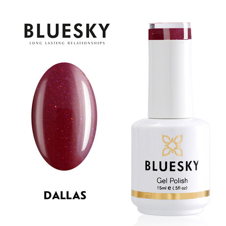 Gel Polish Bluesky 15ML DALLAS
