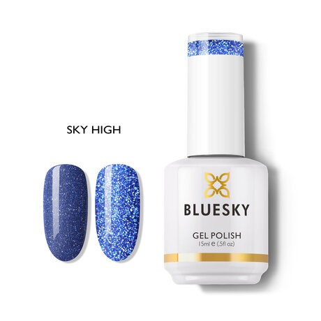 Gel Polish Bluesky 15ML SKY HIGH