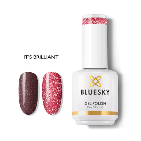 Gel Polish Bluesky 15ML IT'S BRILLIANT