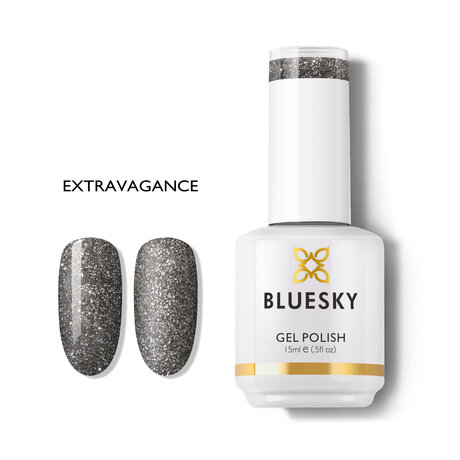 Gel Polish Bluesky 15ML EXTRAVAGANCE