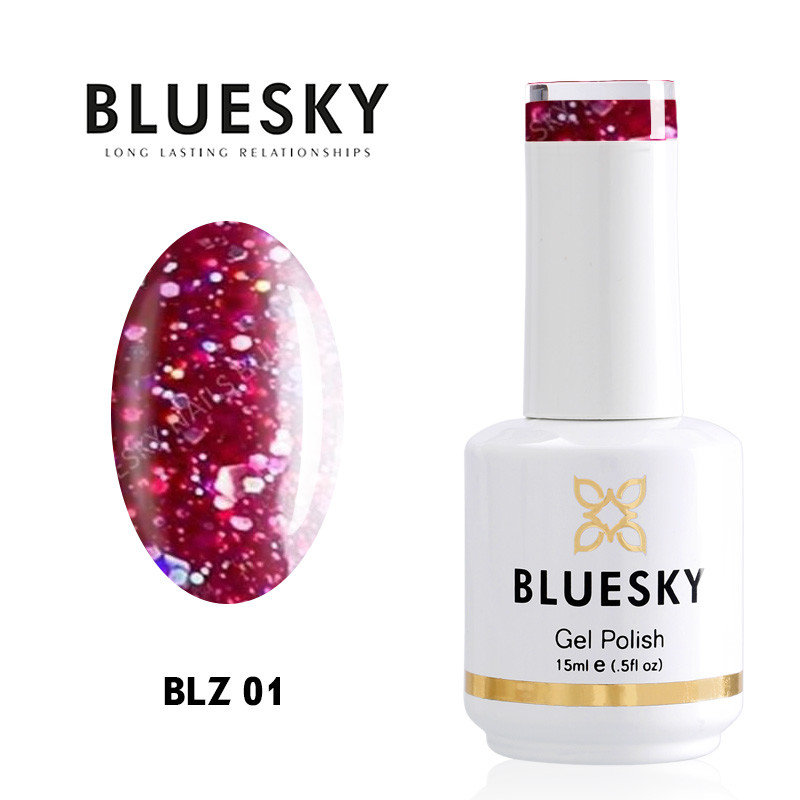 Gel Polish Bluesky 15ML BLZ № 01