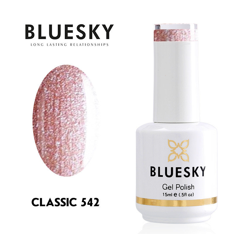 Gel Polish Bluesky 15ML Classic № 542