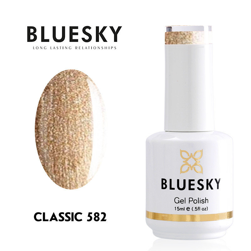 Gel Polish Bluesky 15ML Classic № 582