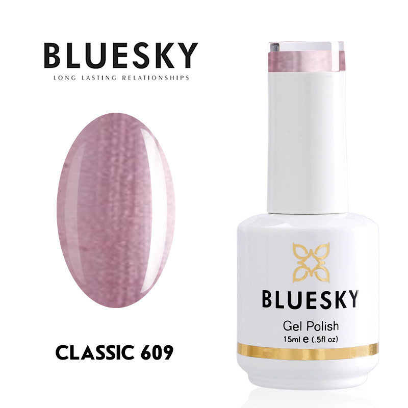 Gel Polish Bluesky 15ML Classic № 609
