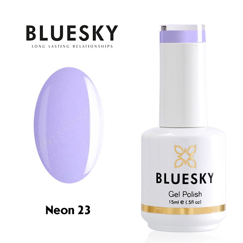 Gel Polish Bluesky 15ML Neon № 23