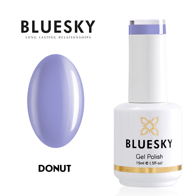 Gel Polish Bluesky 15ML DONUT