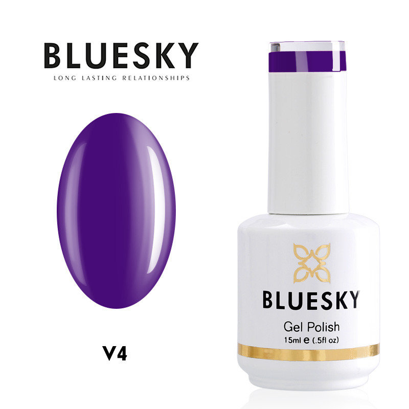 Gel Polish Bluesky 15ML V4