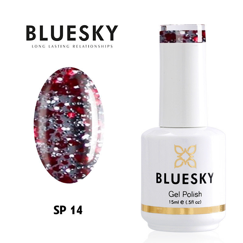 "Gel Polish Bluesky 15ML ""A"" № SP14"