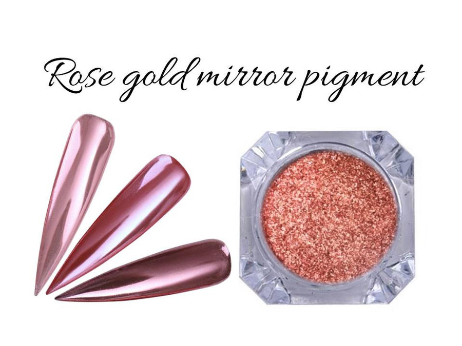 Пигмент MAGIC MIRROR ROSE GOLD