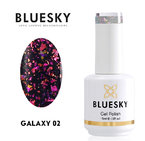 Gel Polish Bluesky 15ML GALAXY 02