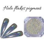 Пигмент MAGIC HOLO FLAKES