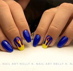 Gel Polish Bluesky 15ML Neon № 32