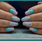 Gel Polish Bluesky 15ML TIFFANY BLUE
