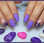 Gel Polish Bluesky 15ML GRAPETINI